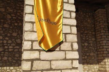 Bandiera Oevo Expo